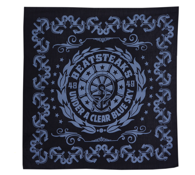 Beatsteaks Sailor Bandana navy