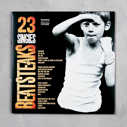 12inch 23 Singles