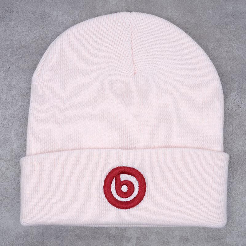 Beatsteaks b-Beanie Wollmütze rosa