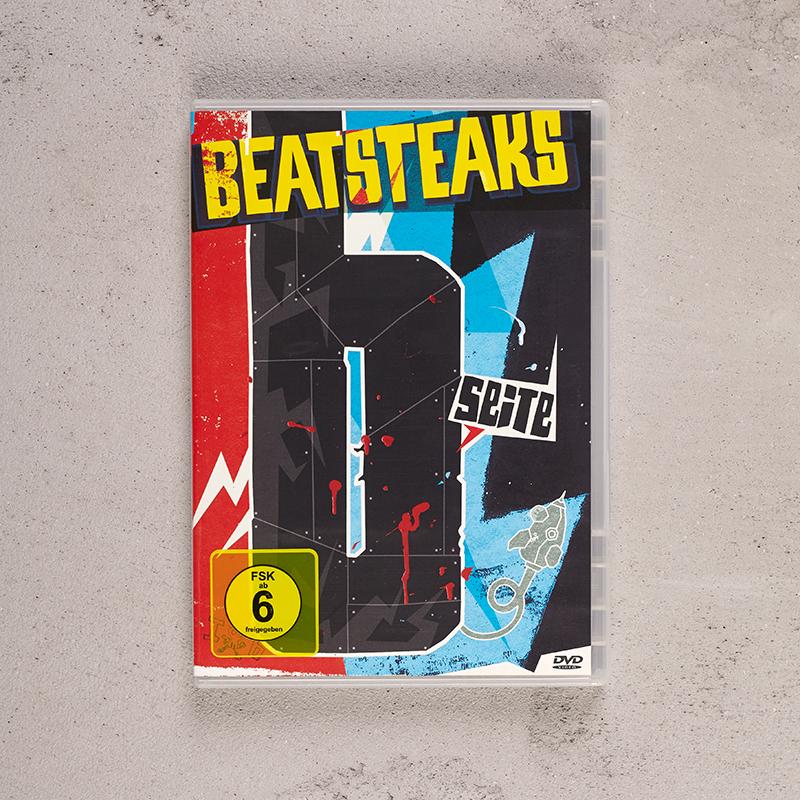 Beatsteaks B-Seite Doppel-DVD