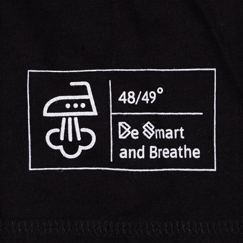 Beatsteaks Be Smart Girlie-Shirt Schwarz
