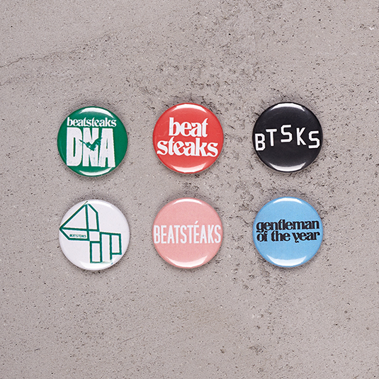 Button-Set Beatsteaks 2014