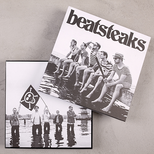 LP Beatsteaks Deluxe Box
