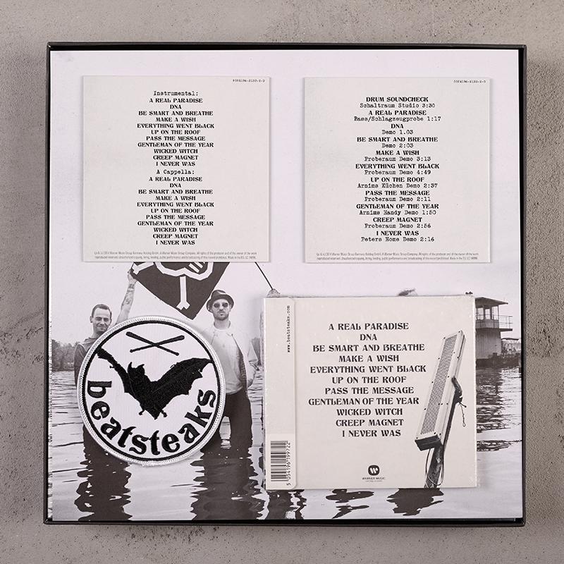 Beatsteaks Beatsteaks Deluxe Box LP