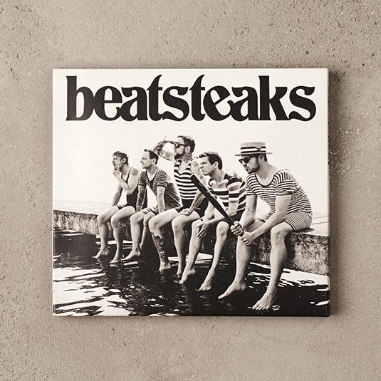 Beatsteaks Beatsteaks-Digipak CD