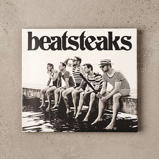 CD Beatsteaks-Digipak