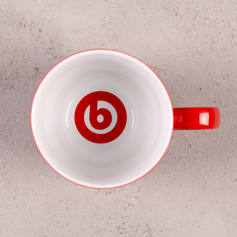Beatsteaks Beatsteaks cup red