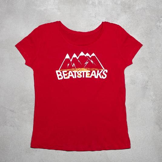 Girlie-Shirt Berge
