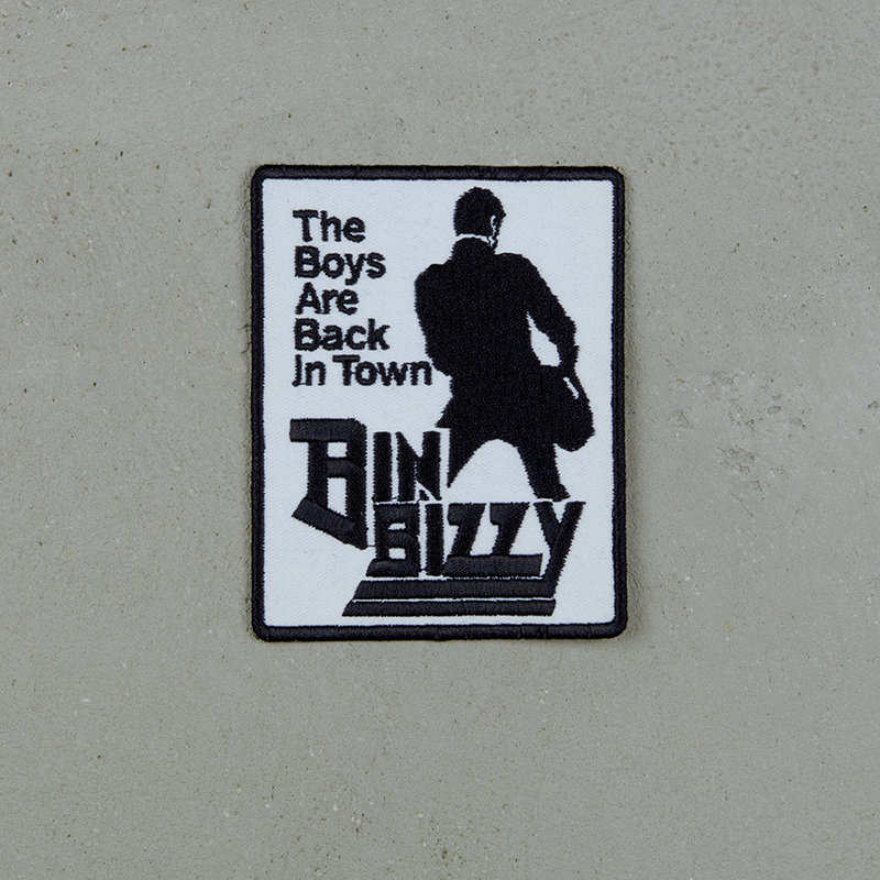Beatsteaks Bin Bizzy Patch Patch