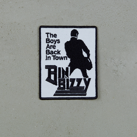 Patch Bin Bizzy