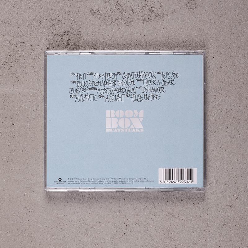 Beatsteaks Boombox CD