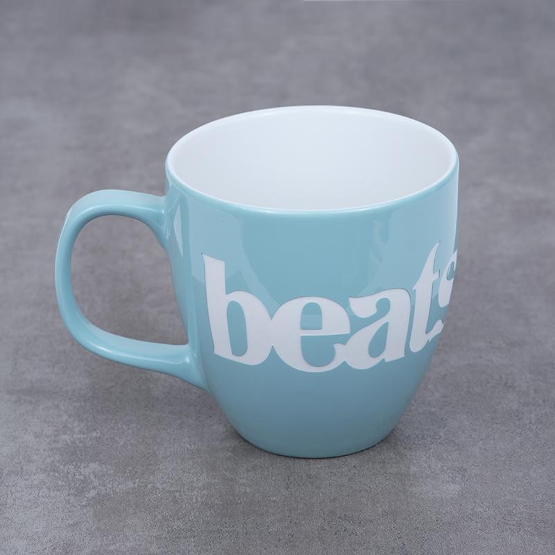 Beatsteaks BS-Pott Tasse pastell-türkis