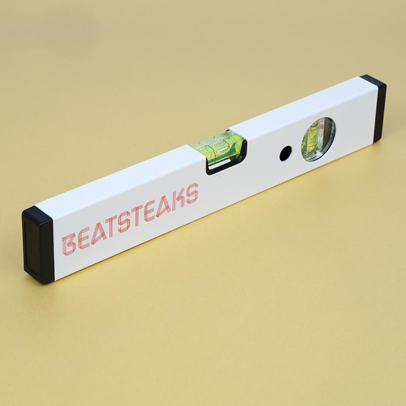 Beatsteaks BS-spirit level Tool white