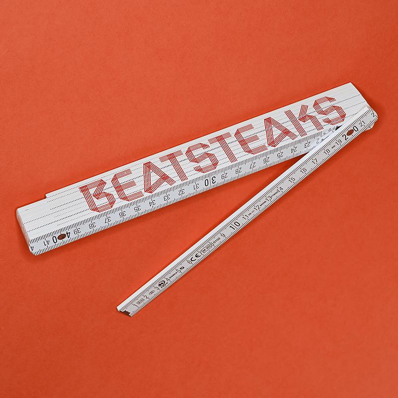 Beatsteaks BS-Zolli Folding Rule white