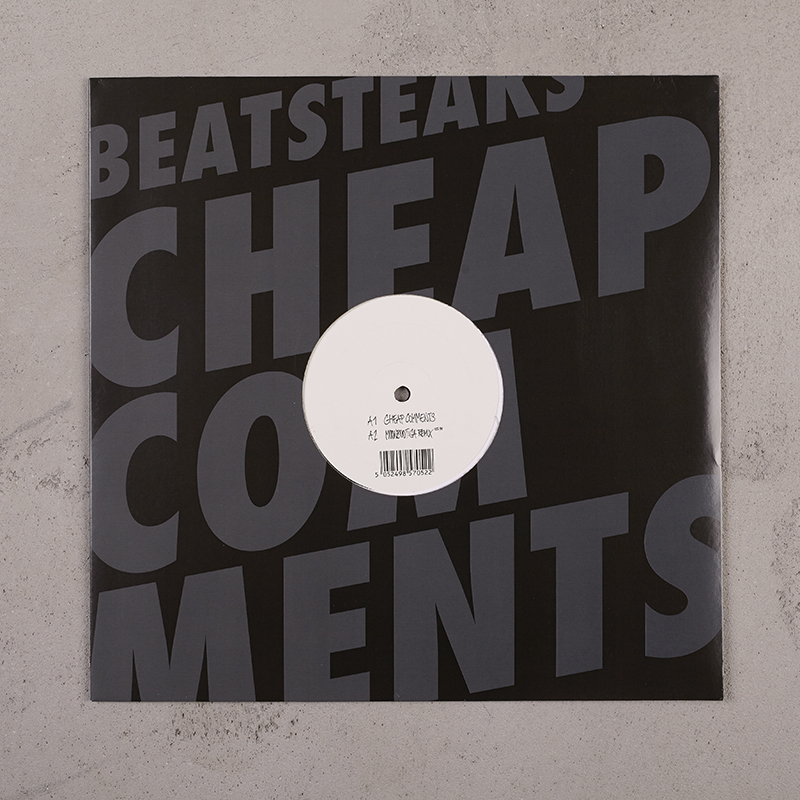 Beatsteaks Cheap Comments 12inch