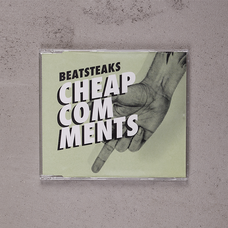 Beatsteaks Cheap Comments CD