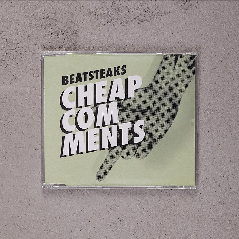 Beatsteaks Cheap Comments CD