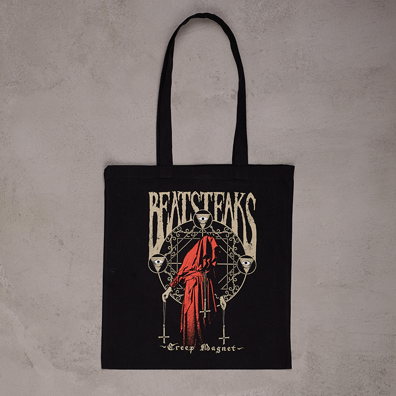 Beatsteaks Creep Magnet Bag black