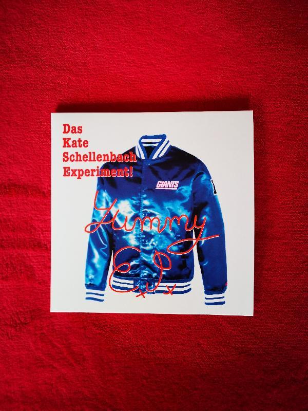 Das Kate Schellenbach Experiment! Yummy EP 7inch schwarz