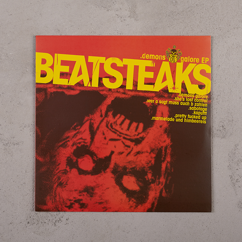 Beatsteaks Demons Galore 10inch
