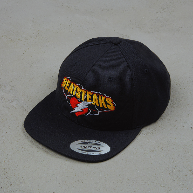 Beatsteaks Heart & Flash Basecape black