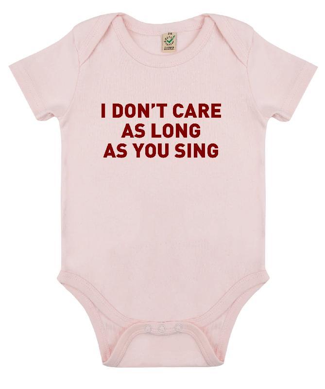 Beatsteaks I don't care Baby-Body Puderrosa