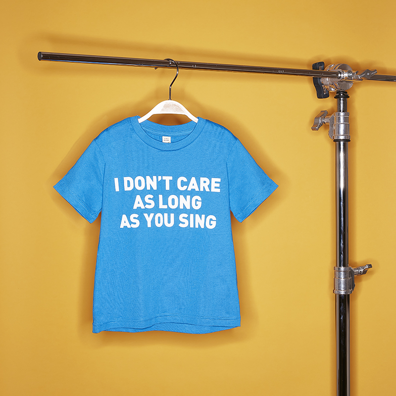 Beatsteaks I don`t care Kindershirt blau
