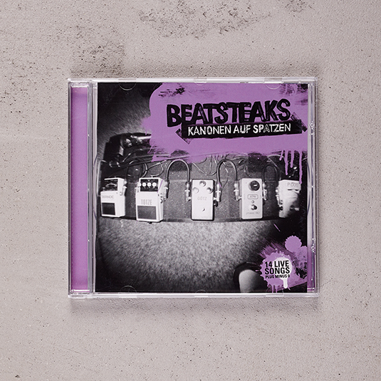 Beatsteaks Kanonen auf Spatzen CD