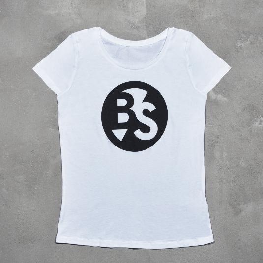 Girlie-Shirt Kreis