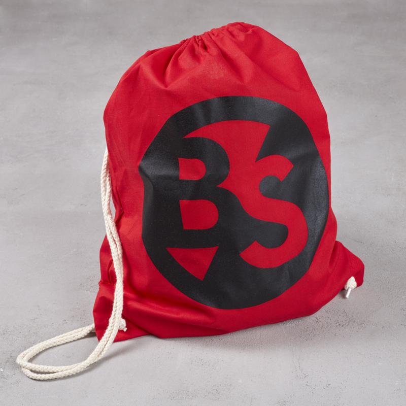 Beatsteaks Kreis gym back red