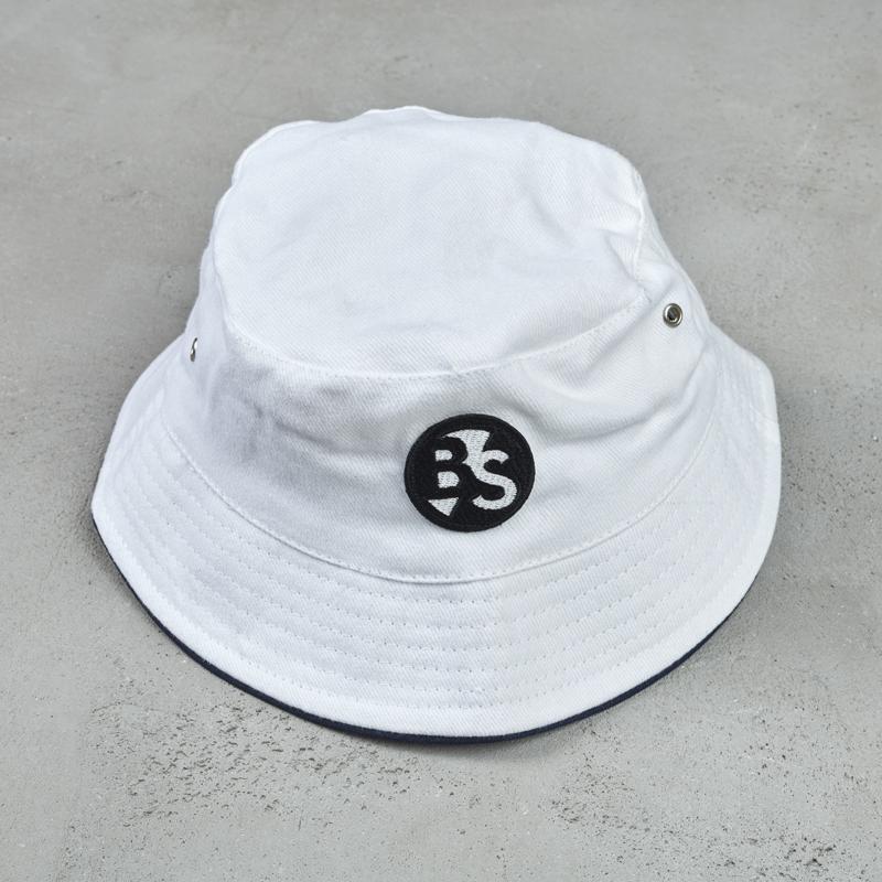 Beatsteaks Kreis Hat white