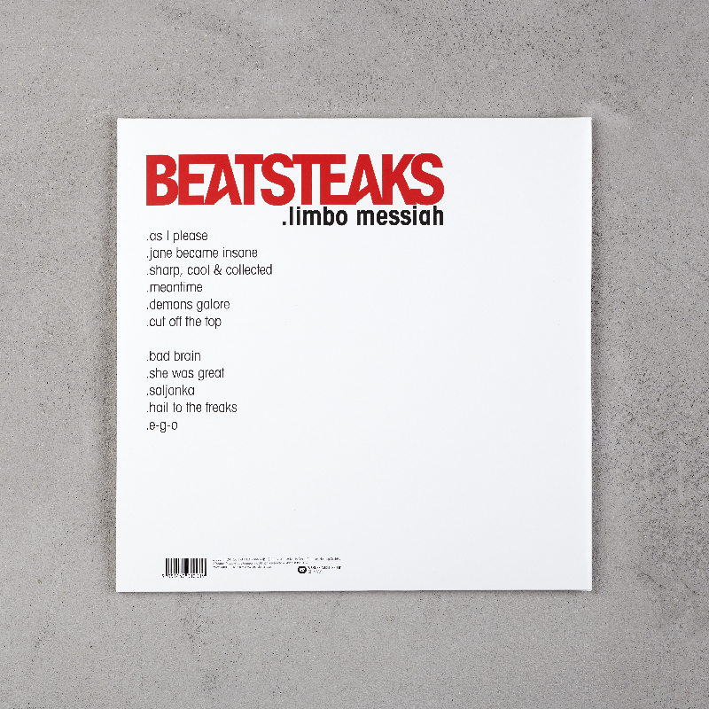 Beatsteaks Limbo Messiah 12inch