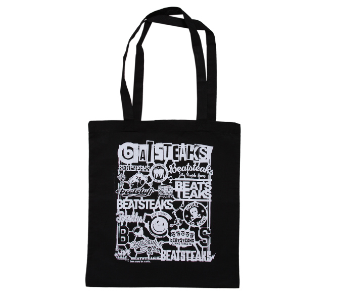 Beatsteaks Logos Bag black