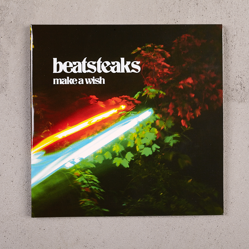 Beatsteaks Make a Wish 7inch