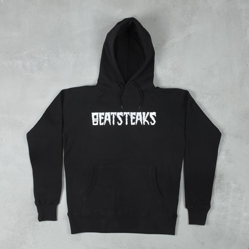 Beatsteaks Monster Kapuzer Schwarz