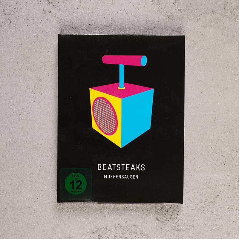 Beatsteaks Muffensausen - DVD format DVD/CD