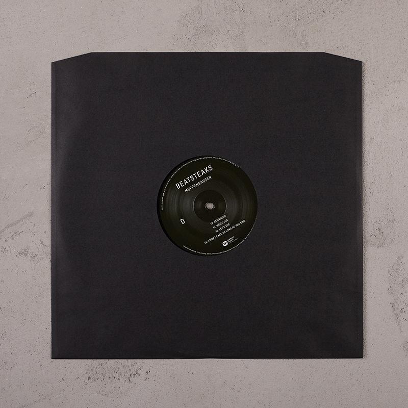 Beatsteaks Muffensausen VINYL/DVD/CD