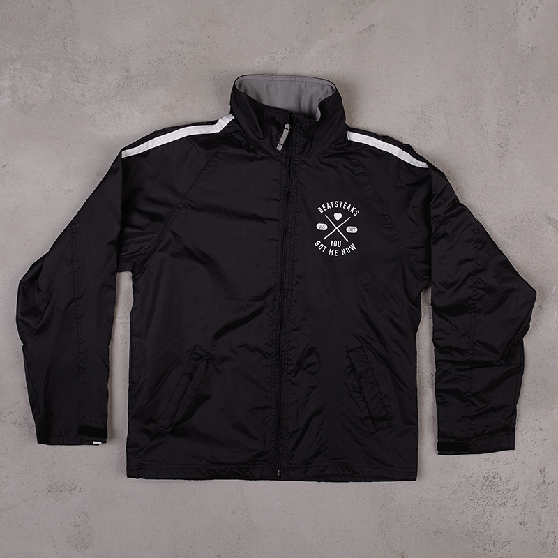 Beatsteaks Pass the Message Windbreaker black