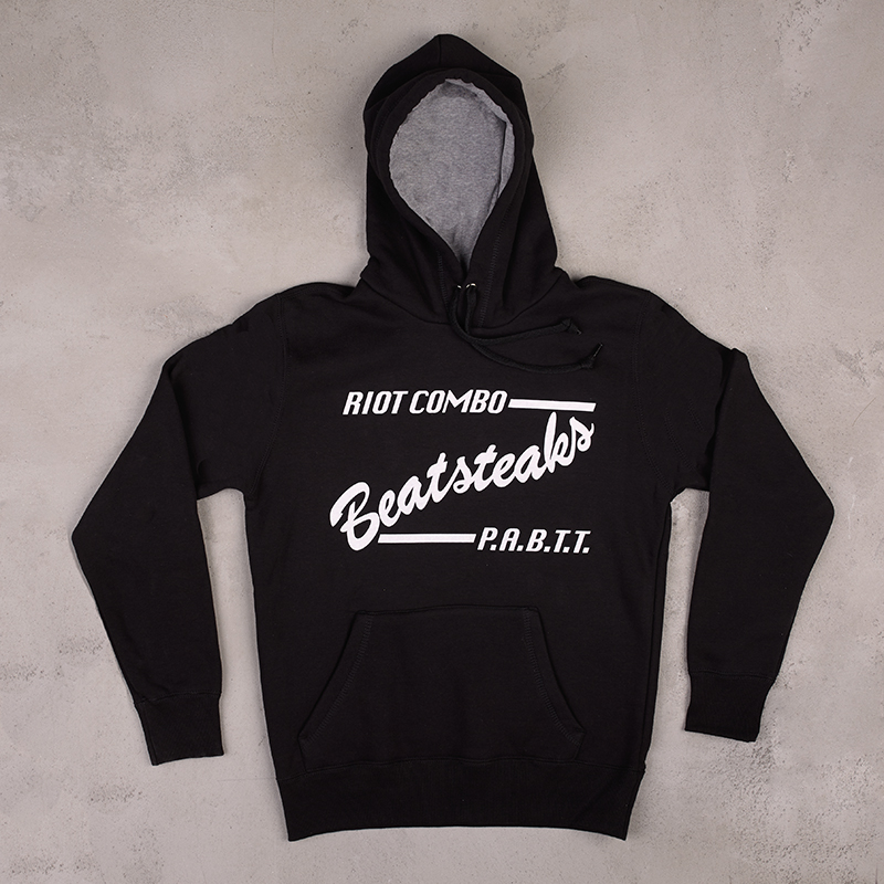 Beatsteaks Riot Combo Hooded black