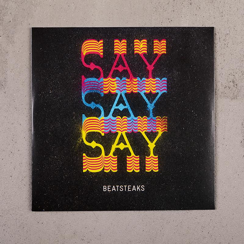 Beatsteaks SAY SAY SAY 7inch