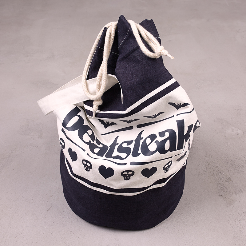 Beatsteaks Seabag Bag white/blue