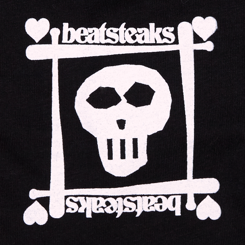 Beatsteaks Skull/Heart T-Shirt black