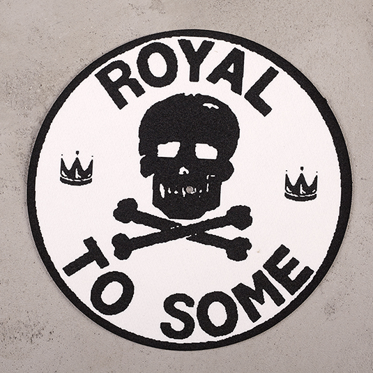 Slipmat Slipmate - Royal to some