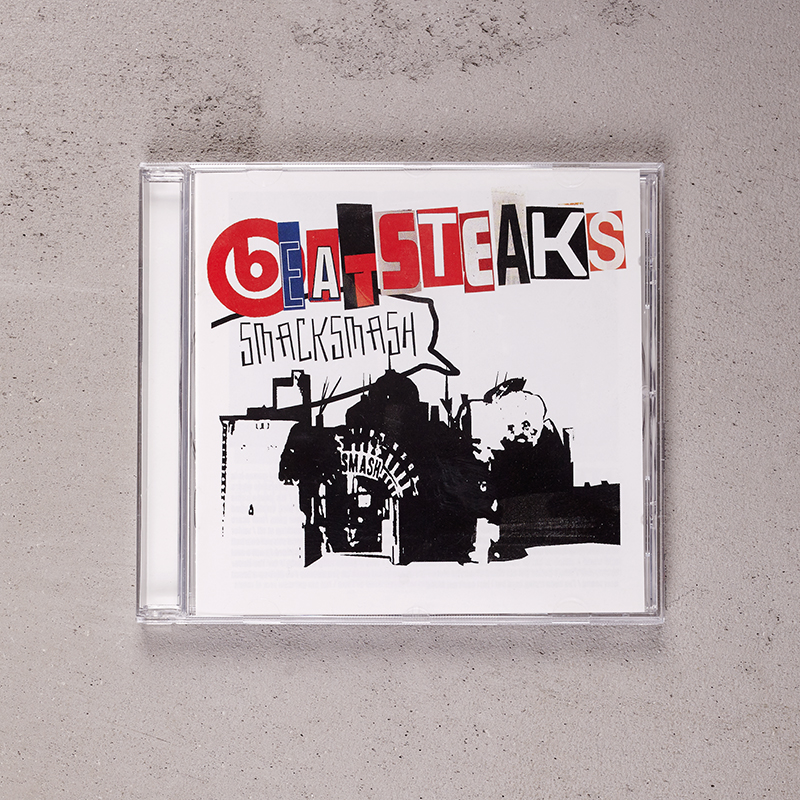 Beatsteaks Smacksmash CD
