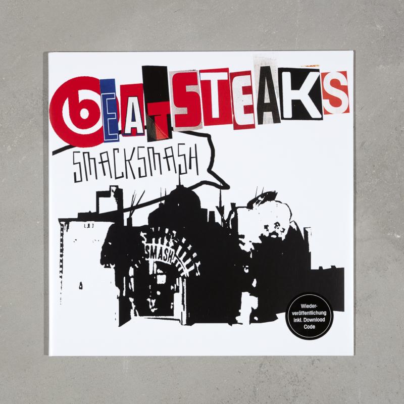 Beatsteaks Smacksmash 12inch