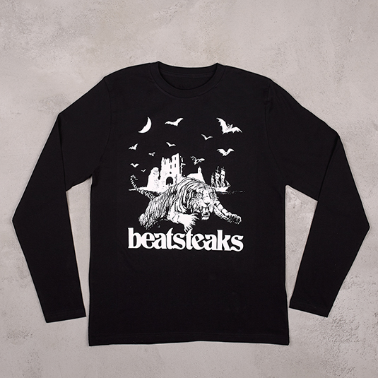 Beatsteaks Tiger Longsleeve black