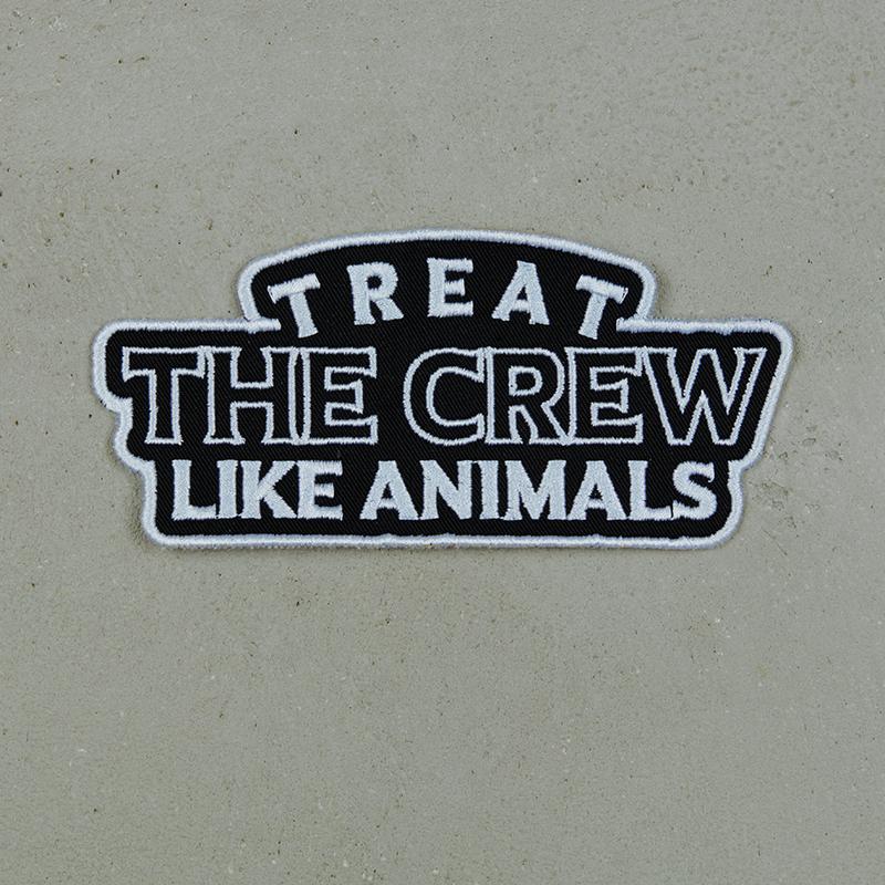 Beatsteaks Treat the Crew Aufnäher