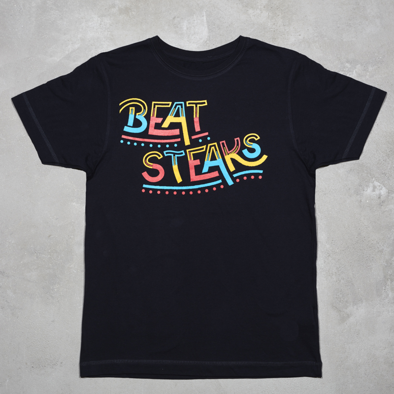 Beatsteaks VIVA Kindershirt Navy Blue
