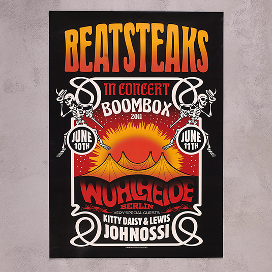 Poster Wuhlheide 2011 - A1