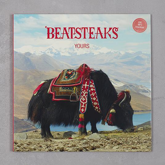 Beatsteaks Yours 12inch